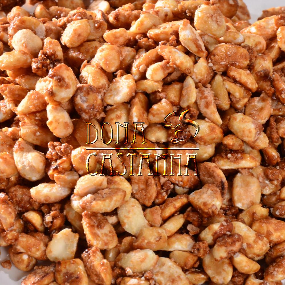 Amendoim Com Mel 500g