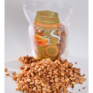 Amendoim Com Mel 400g