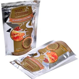 Amendoim Com Mel 160g