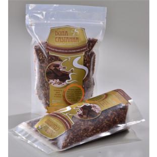 Granulado de Macadâmia Com Chocolate 400g