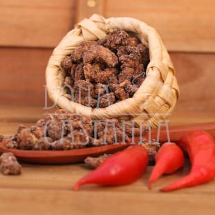 Mix de Nozes e Castanha Chocolate com Pimenta 100g